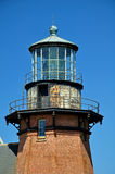 Lighthouse top Royalty Free Stock Photo
