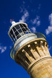 Lighthouse top day Royalty Free Stock Photo