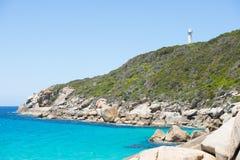 Lighthouse Torndirrup National Park Australia Stock Photography