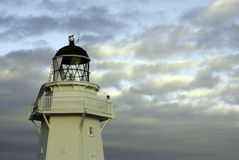 Lighthouse Tower Stock Images