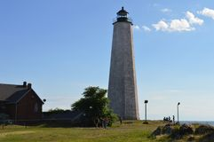 Lighthouse, Tower, Beacon, Sky stock photo
