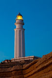 Lighthouse of Trafalgar, Cadiz Royalty Free Stock Photography