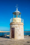 Lighthouse in Trani Royalty Free Stock Photos