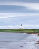 The Lighthouse at Turmberry Scotland Royalty Free Stock Photography