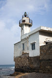 Lighthouse in Tyre Royalty Free Stock Photos