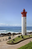 Lighthouse in Umhlanga Stock Photos