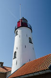 Lighthouse of Urk Royalty Free Stock Images