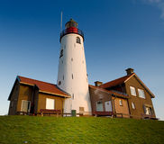 Lighthouse in Urk Stock Photo