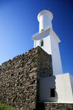 Lighthouse in Uruguay. Lighthouse in Colonia del Sacramento, Uruguay Stock Images