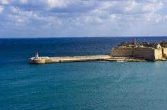 Lighthouse, Valletta Royalty Free Stock Photos