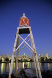 Lighthouse- Vancouver, Canada Royalty Free Stock Image