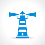 Lighthouse vector icon. Lighthouse icon illustration, vector clip art vector illustration
