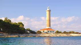 Lighthouse of Veli Rat on the island of Dugi Otok, Croatia