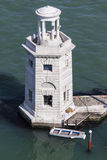 Lighthouse in Venice Stock Photography