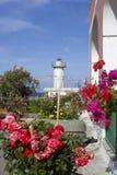 Lighthouse of ventotene Stock Photography
