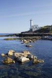 Lighthouse of ventotene Royalty Free Stock Photography