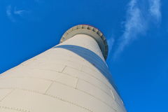 Lighthouse. Very nice white lighthouse in Sydney royalty free stock photos