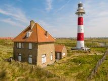 Lighthouse Vierboete Stock Image