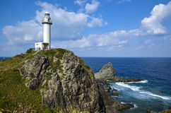 Lighthouse view Stock Image