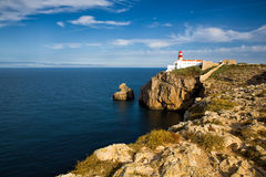 Lighthouse Vincente Royalty Free Stock Image