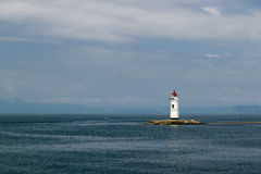 Lighthouse vladivostok Royalty Free Stock Photo