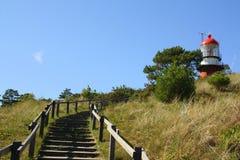 Lighthouse of Vlieland.Netherlands Royalty Free Stock Images