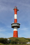 Lighthouse in Wangerooge Stock Images