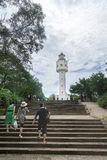 Lighthouse,Weizhou Island,China Royalty Free Stock Photography