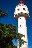 Lighthouse at weizhou island Royalty Free Stock Photos