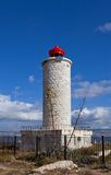 Lighthouse (XIX c.) of If island. Marseilles, France Stock Photos