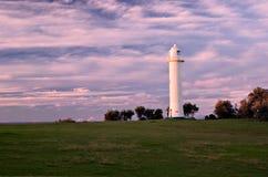 Lighthouse at yamba Stock Photo