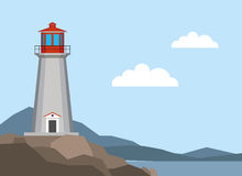 Lighthouses 1 Royalty Free Stock Images