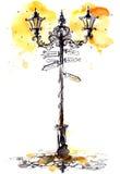 lighting ilustração do vetor