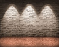 Lighting background Stock Images