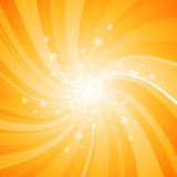 Lighting background vector Royalty Free Stock Images