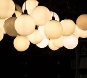 Lighting ball hanging Royalty Free Stock Photo