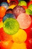 Lighting Balls. royalty free stock photography