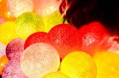 Lighting Balls. Stock Photos