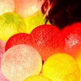 Lighting Balls. Royalty Free Stock Image