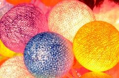 Lighting Balls. Stock Photography