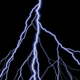 Lighting Bolts Royalty Free Stock Photography