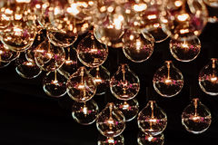 Lighting Bulb Decor, Close up Royalty Free Stock Photography