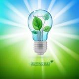 Lighting bulb Stock Photo