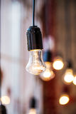 Lighting Decor Royalty Free Stock Photos
