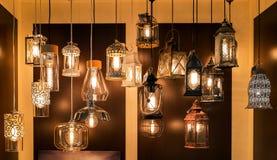 Lighting decor Royalty Free Stock Photo