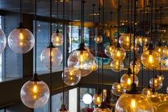 Lighting Decor Bulb Royalty Free Stock Image