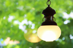 Lighting decor Royalty Free Stock Photography