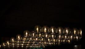 Lighting decor Stock Image