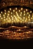 Lighting decoration Royalty Free Stock Photography