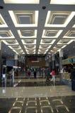 Lighting design convention center Stock Image